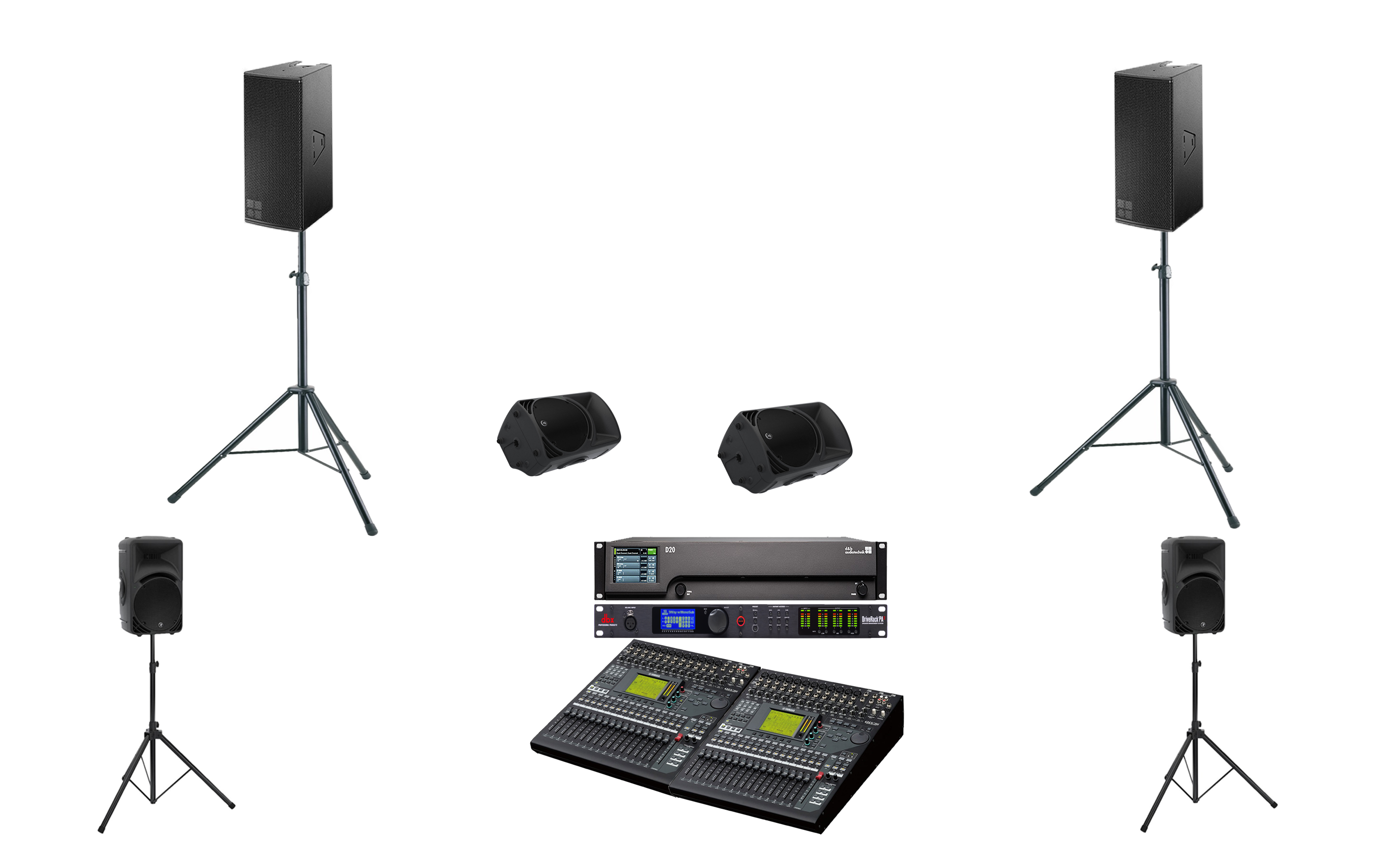 Sound hire for corporate event - conferencing, sound equipment rental for speeches, sound hire manchester,