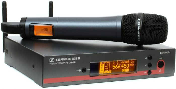 hire wireless mic hire in manchester