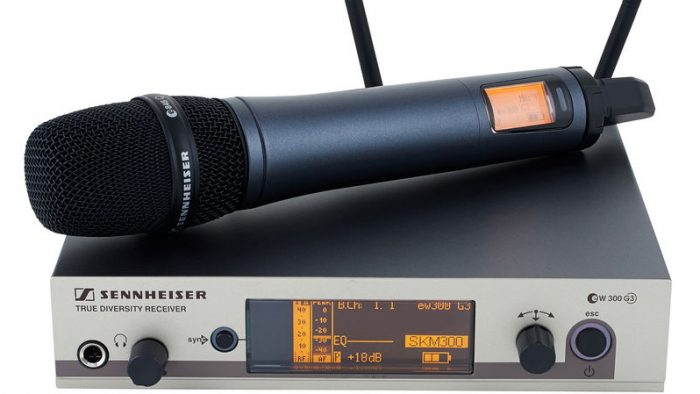 wireless mic hire manchester